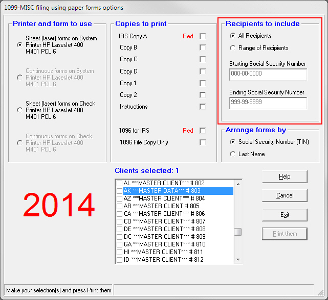 Replacing Lost Forms 1099 Misc